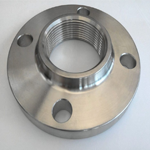 SS 304 Threaded Flanges
